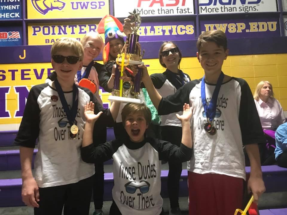 Destination Imagination Teams Qualify for Global Competition