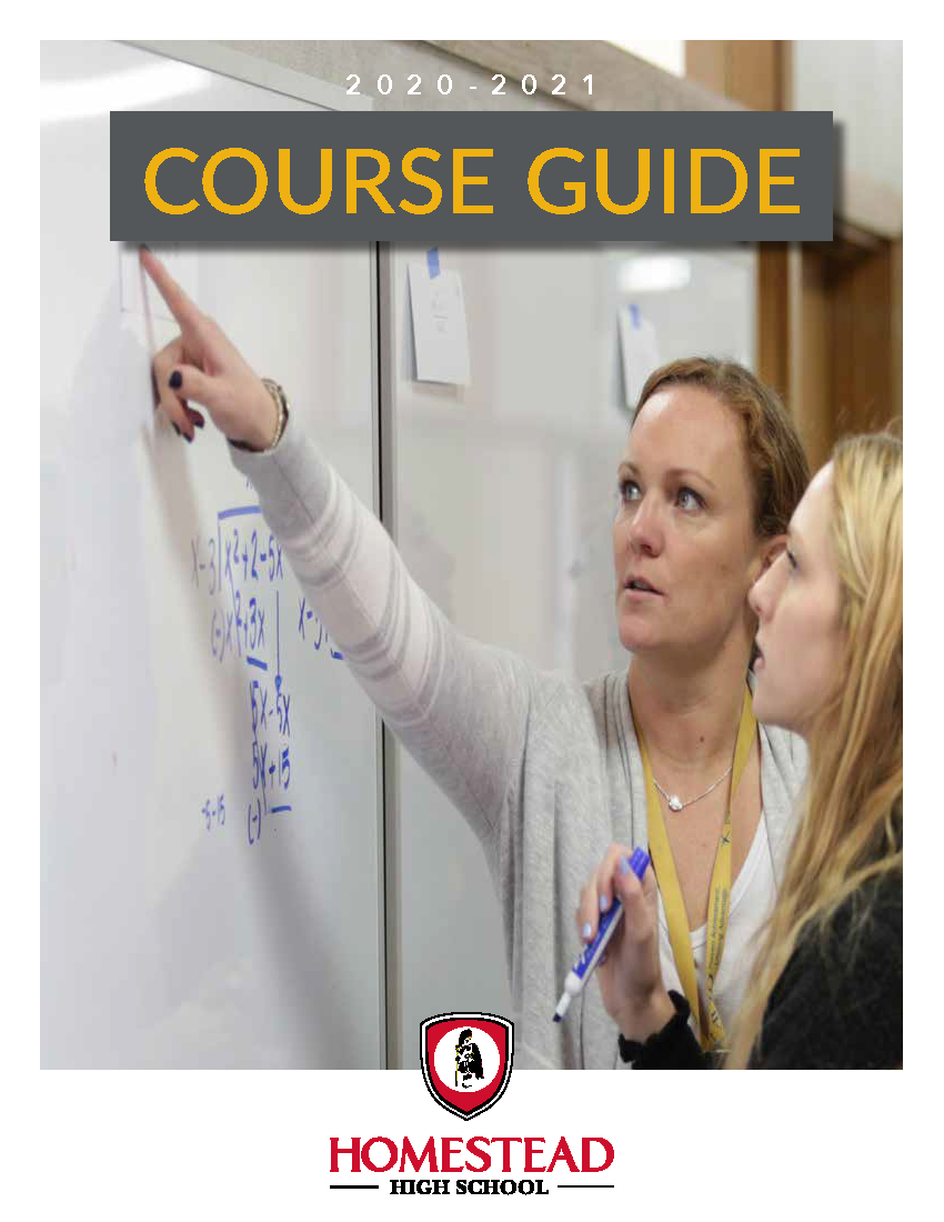 201920 Course Guide Cover Image