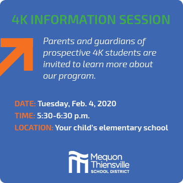 4K Information Session