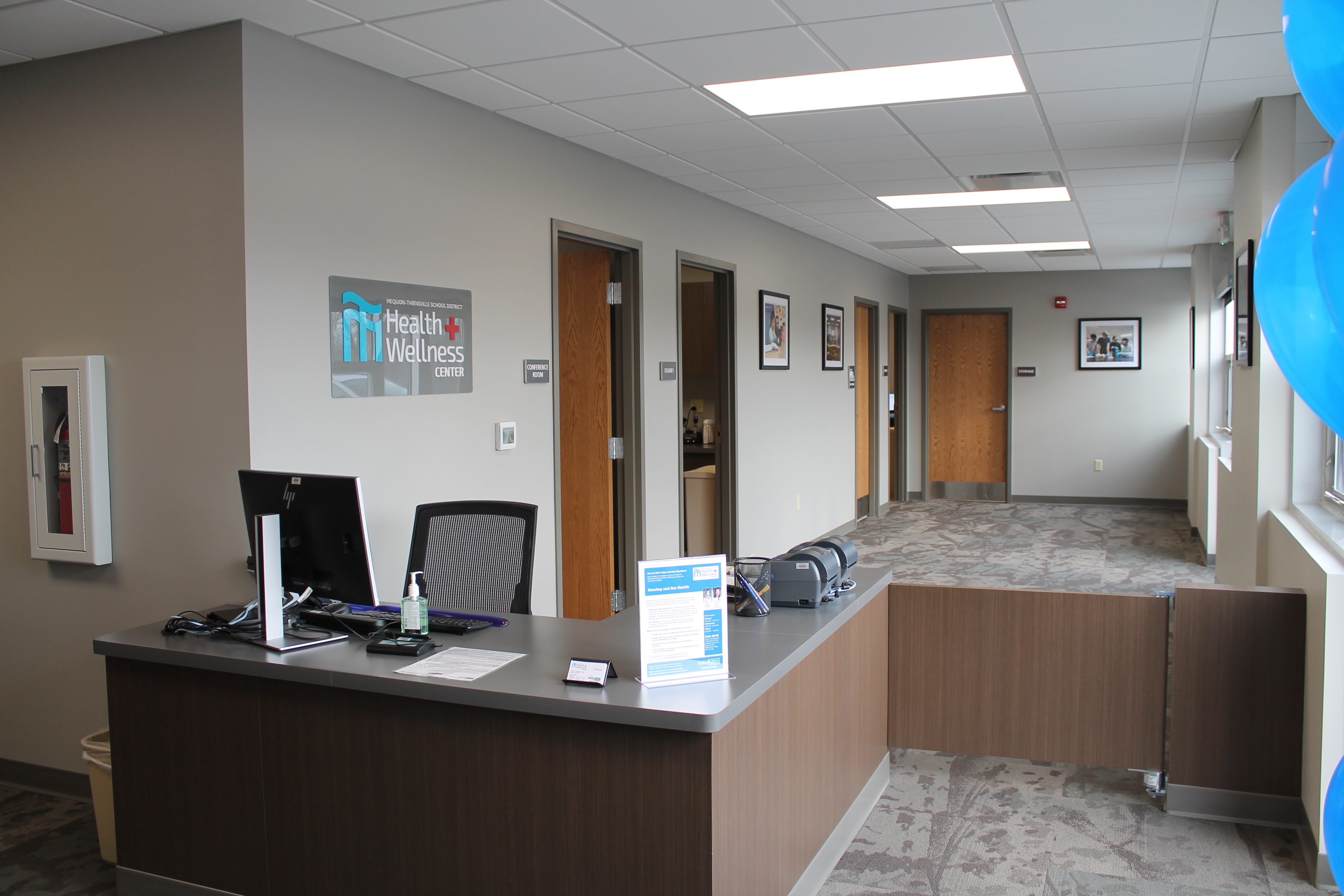 MTSD Opens Employee Health and Wellness Center
