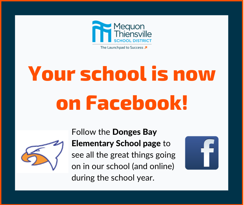 Follow Donges Bay on Facebook!