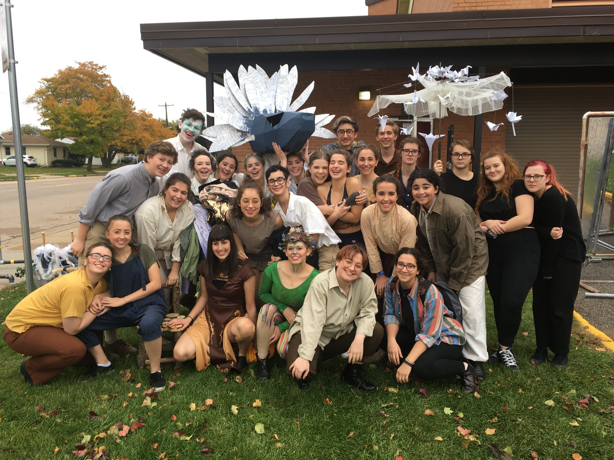 Homestead's One Act Competes
