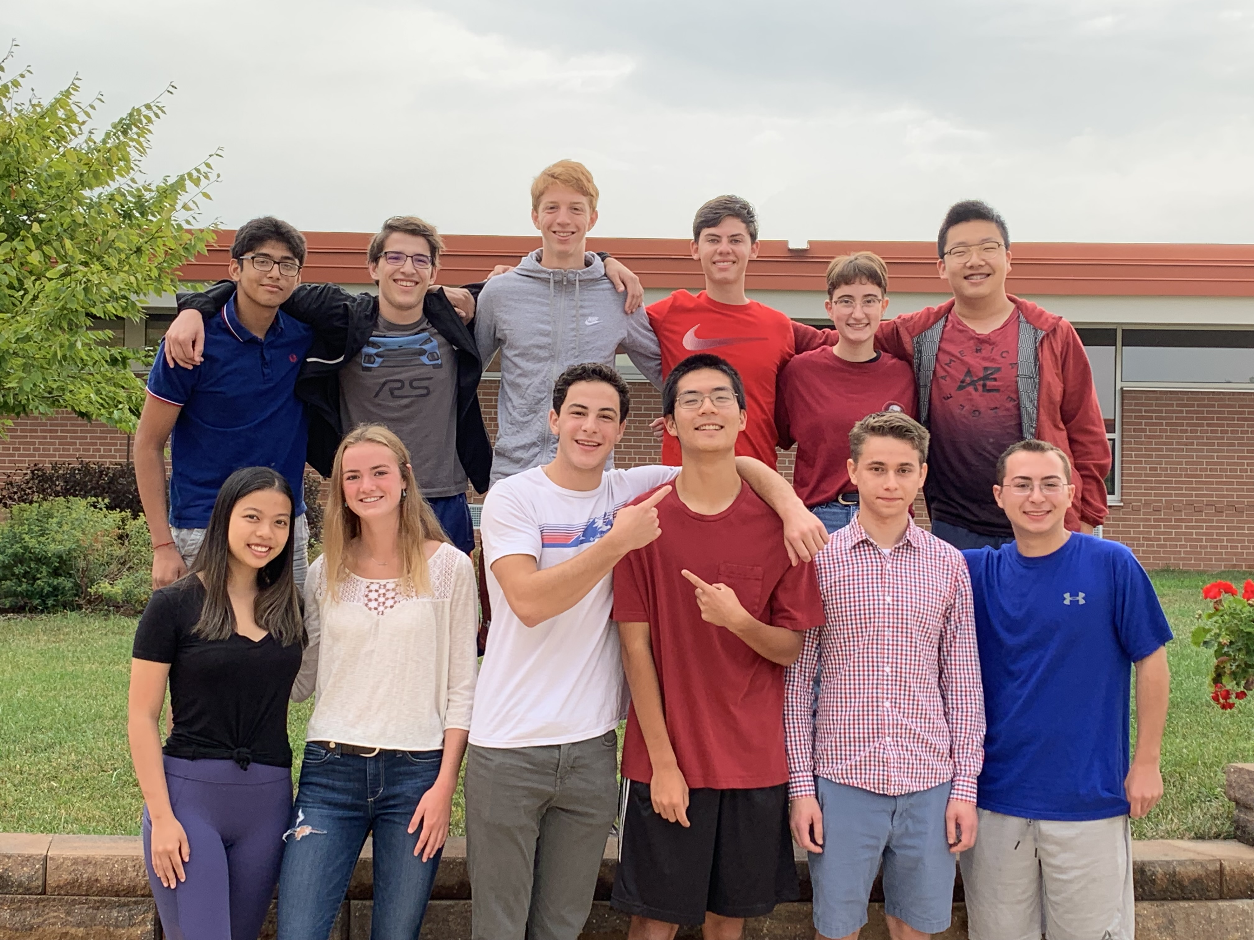 Homestead Announces National Merit Semifinalists