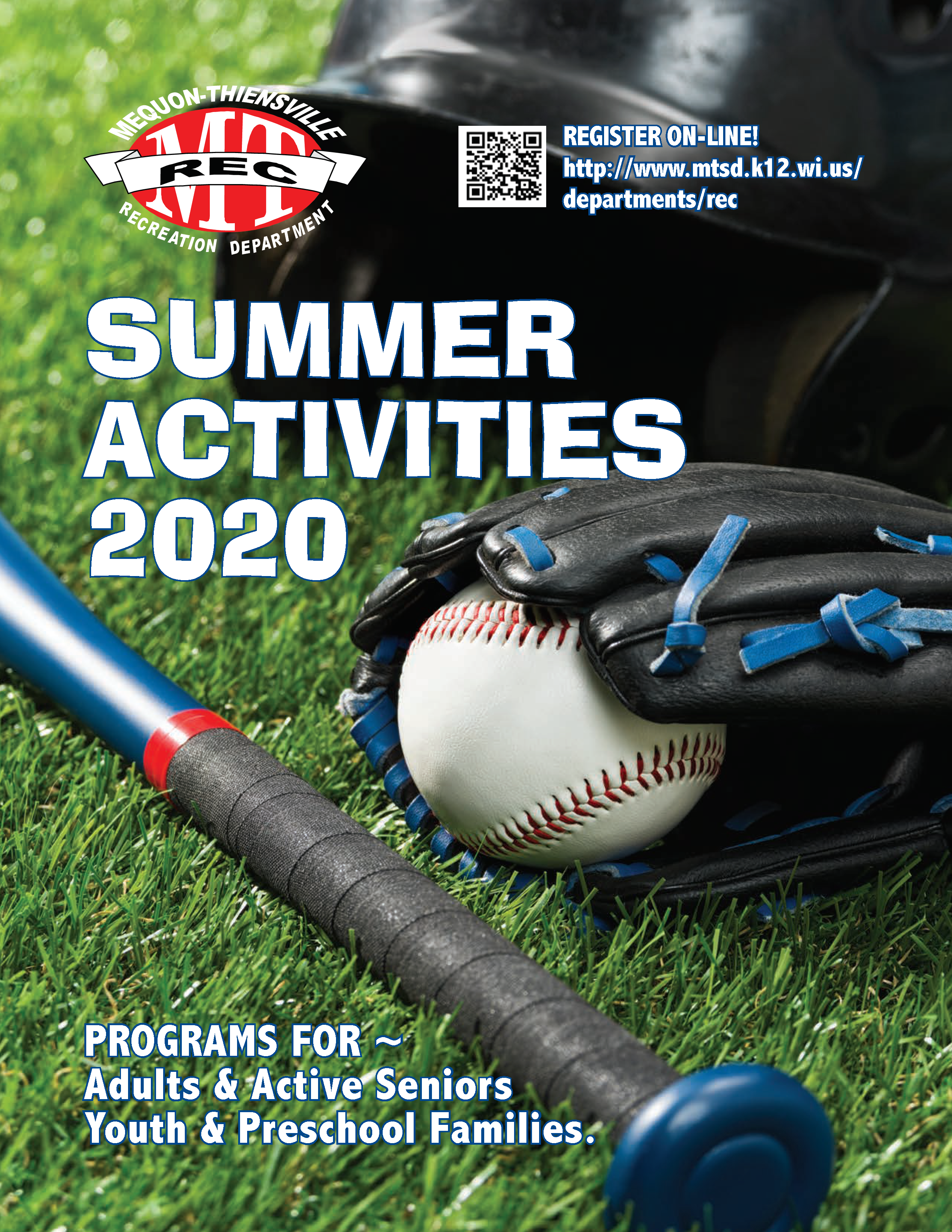 Summer 2020 Activity Guide