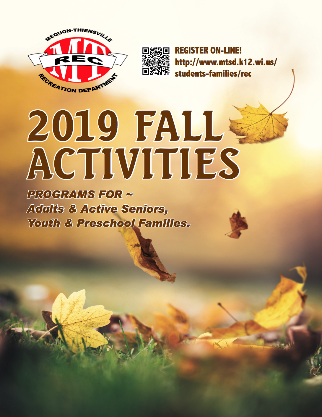 Fall 2019 Activity Guide