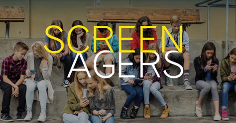 "Middle School Families Invited to ""Screenagers"" Showing"