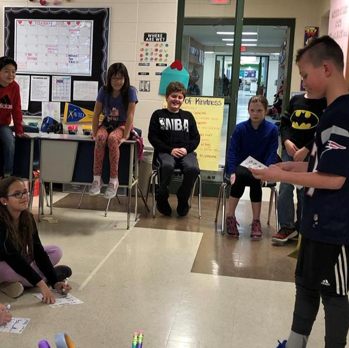 Visit from First Stage Theater Addresses Bullying