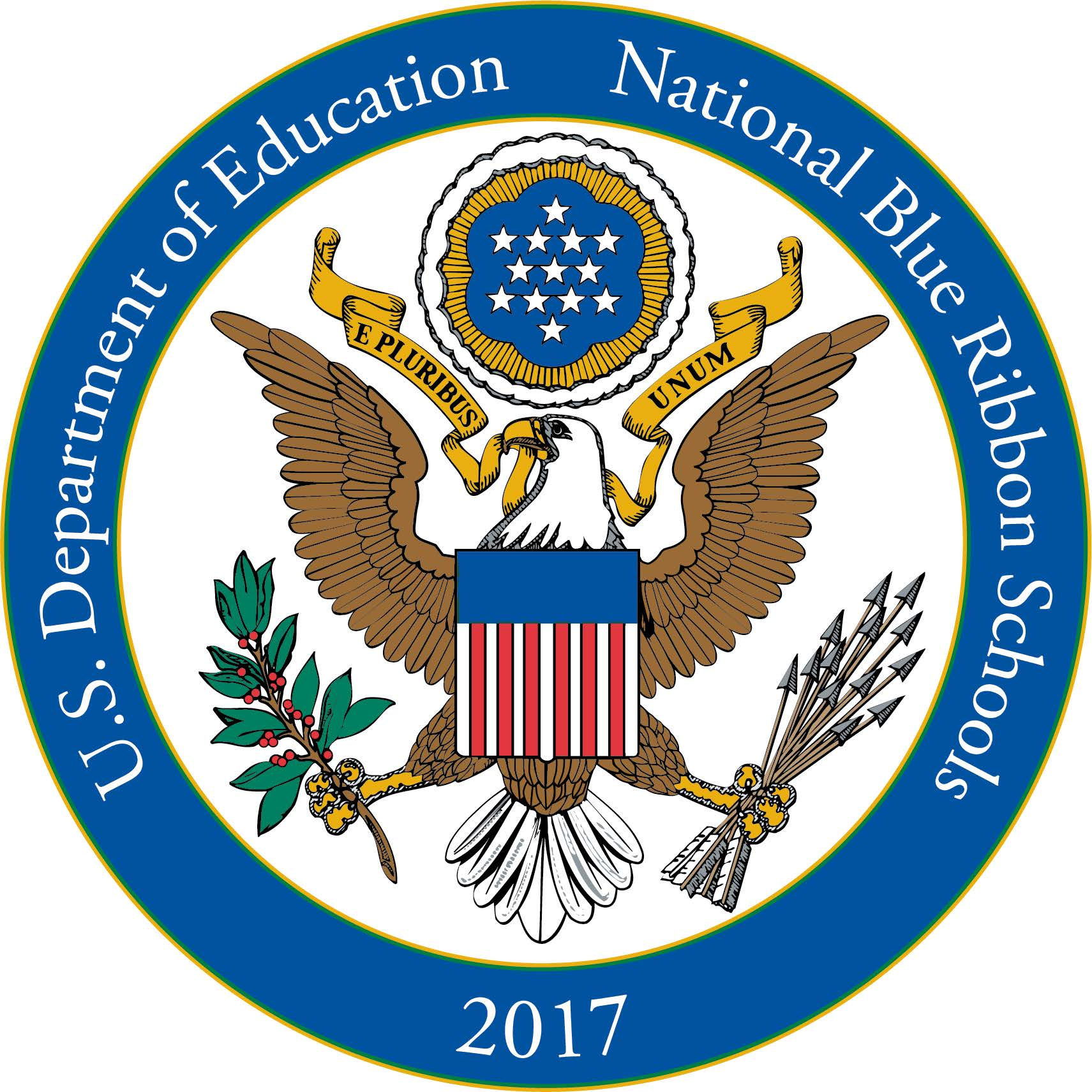 "Oriole Lane Named a U.S. Department of Education ""Blue Ribbon School"""