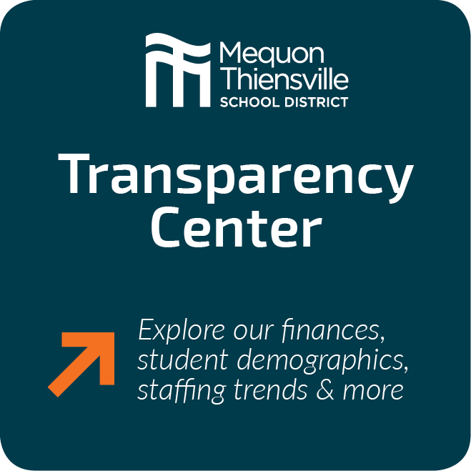 Mequon-Thiensville School District Introduces New Transparency Dashboard