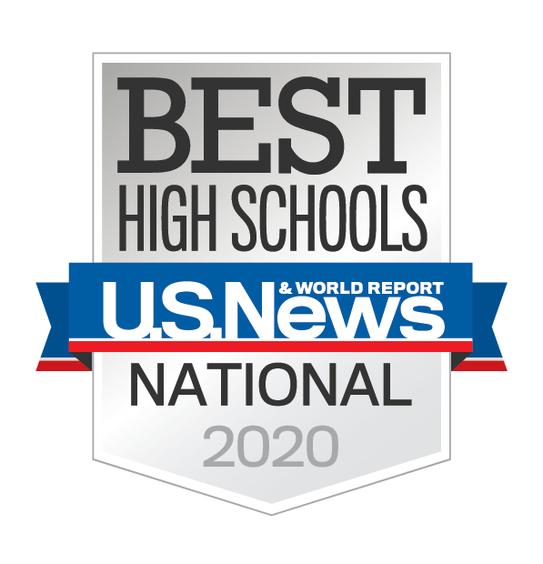 Homestead High School Ranked Top High School by U.S. News